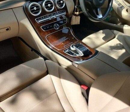 2016 Mercedes Benz C-Class C 220 CDI Avantgarde AT in New Delhi