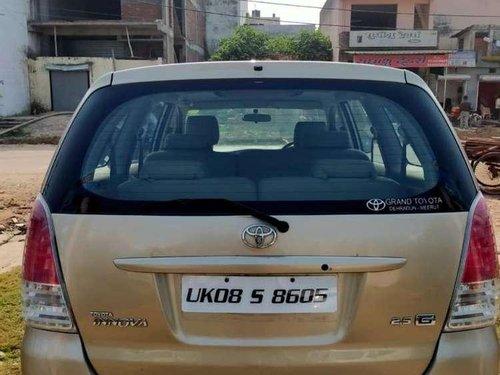 2010 Toyota Innova MT for sale in Haridwar