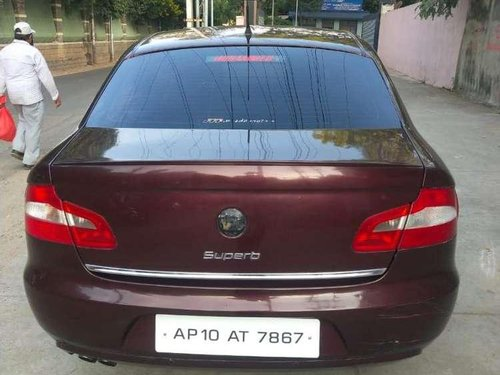 Skoda Superb 2009 MT for sale in Hyderabad-12