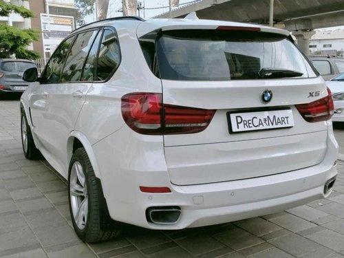 2017 BMW X5 xDrive 30d M Sport AT in Bangalore