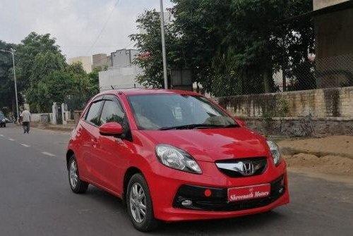 Honda Brio VX O 2016 MT in Ahmedabad