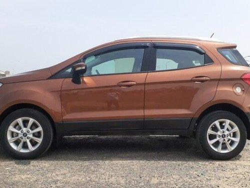 2018 Ford EcoSport 1.5 Diesel Titanium MT for sale in Chennai
