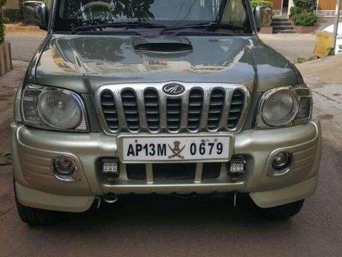 2007 Mahindra Scorpio SLX 2.6 Turbo 8 Str MT in Hyderabad