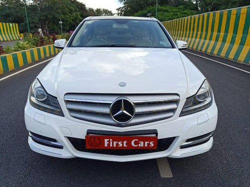 2014 Mercedes-Benz C-Class C 220 CDI Elegance AT in Bangalore