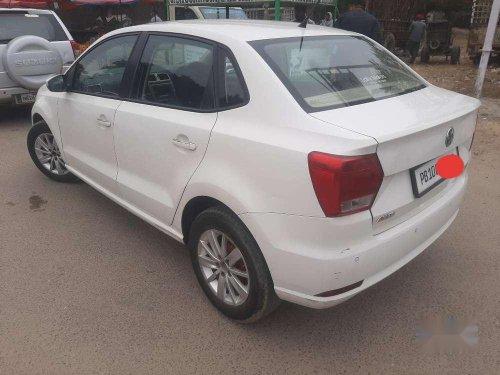 Used 2017 Volkswagen Ameo MT for sale in Ludhiana