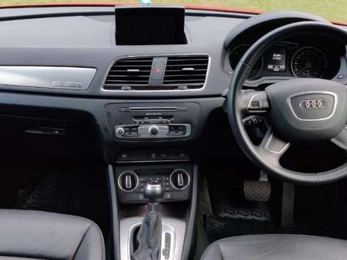 2017 Audi Q3 AT for sale in Hyderabad