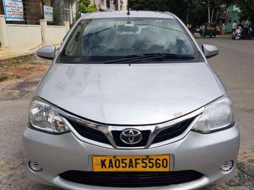 2016 Toyota Etios GD MT for sale in Nagar