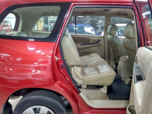 2007 Toyota Innova 2.5 G4 Diesel 8-seater MT in Bangalore