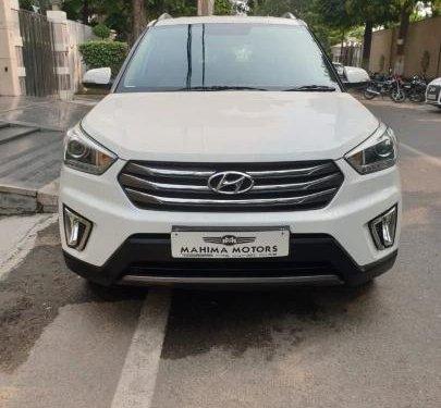 2015 Hyundai Creta 1.6 CRDi SX Plus AT in New Delhi
