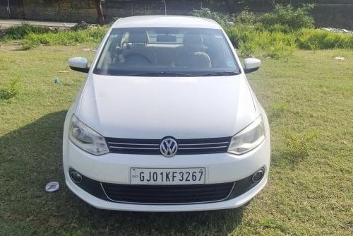 2010 Volkswagen Vento Petrol Highline AT in Ahmedabad