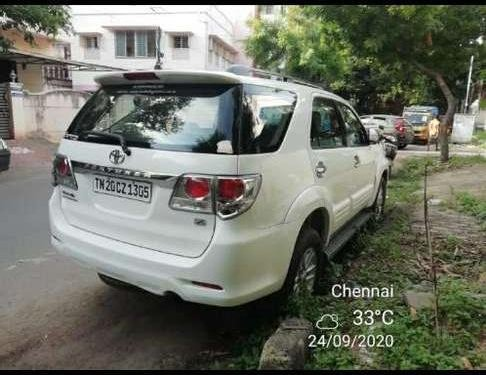 Toyota Fortuner 2012 MT for sale in Chennai-1