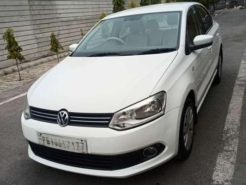 Used 2012 Volkswagen Vento MT for sale in Ludhiana