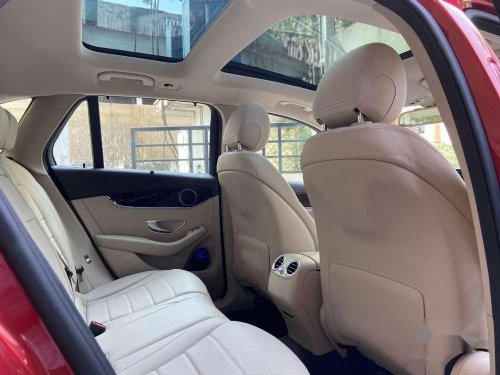 Used 2017 Mercedes Benz GLC AT for sale in Hyderabad