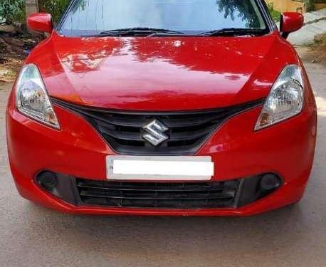 2015 Maruti Suzuki Baleno MT for sale in Hyderabad
