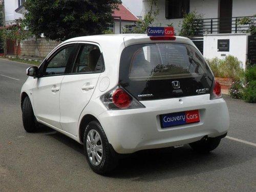 Used 2013 Honda Brio 1.2 S MT for sale in Bangalore
