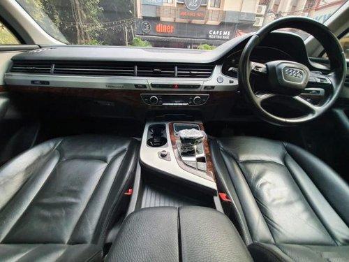 2016 Audi Q7 45 TDI Quattro Premium Plus AT in New Delhi