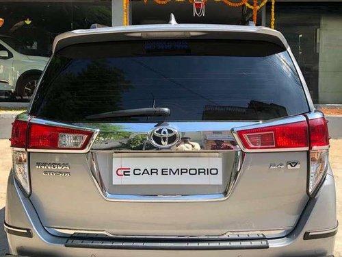 Toyota Innova Crysta 2020 MT in Hyderabad
