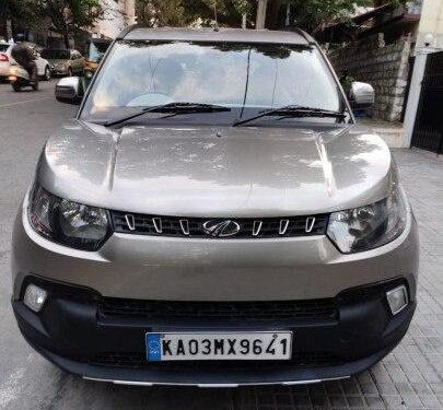 2016 Mahindra KUV100 NXT MT for sale in Bangalore