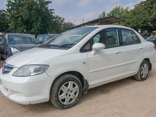 Honda City Zx, 2007, Petrol MT for sale in Hyderabad