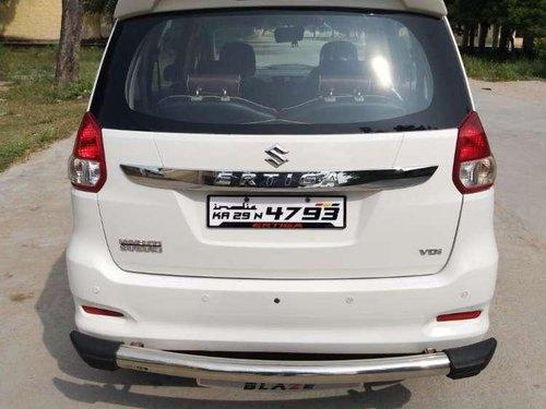 Maruti Suzuki Ertiga VDI 2018 MT for sale in Siruguppa