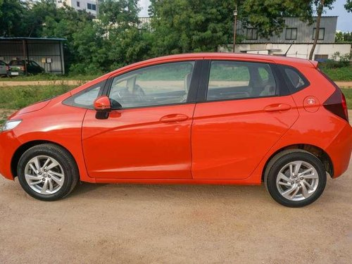 Used 2016 Honda Jazz MT for sale in Hyderabad