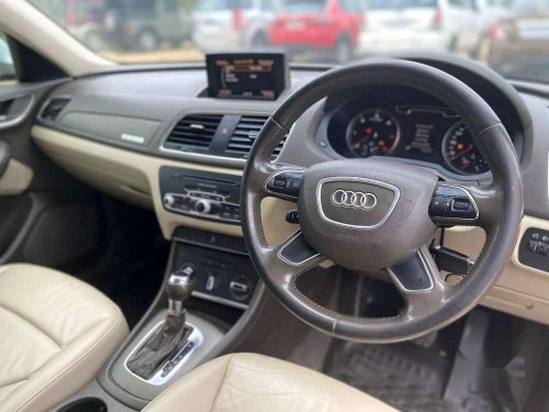 Used 2013 Audi Q3 AT for sale in Hyderabad