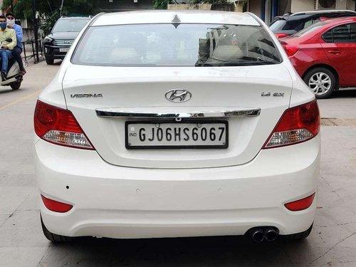 Hyundai Fluidic Verna 1.6 CRDi SX, 2015, Diesel AT in Ahmedabad