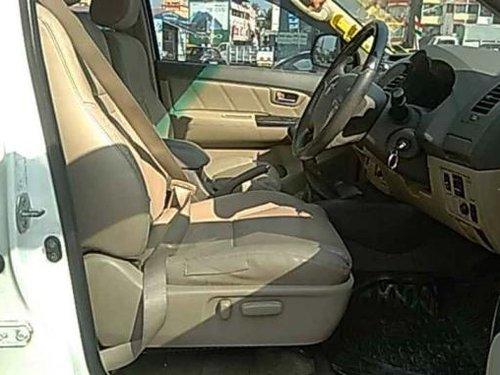 Used 2012 Toyota Fortuner 4x2 TRD Sportivo MT in Kolkata