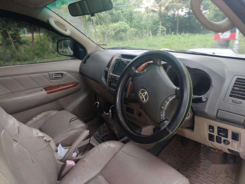 Toyota Fortuner 2011 MT for sale in Tiruchirappalli