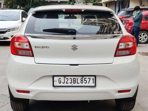 Maruti Suzuki Baleno Alpha, 2018, Petrol MT in Ahmedabad