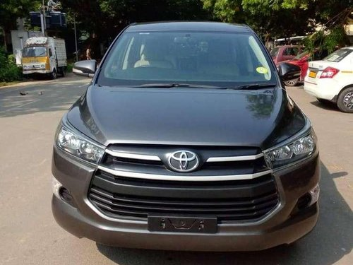 Used 2017 Toyota Innova Crysta MT for sale in Chennai
