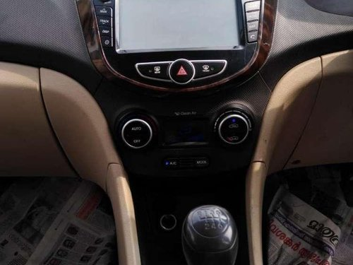 2016 Hyundai Verna 1.6 CRDi SX MT in Chennai