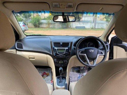 2013 Hyundai Verna 1.6 VTVT EX AT in Bangalore