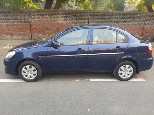 2011 Hyundai Verna 1.6 EX VTVT MT for sale in Ahmedabad