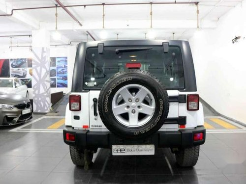 Used 2017 Jeep Wrangler Unlimited 4X4 AT in Hyderabad