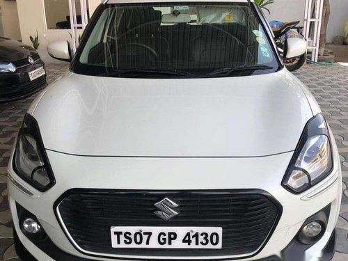 Maruti Suzuki Swift ZXI, 2019, Petrol AT in Hyderabad