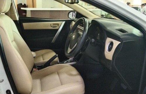 2017 Toyota Corolla Altis 1.8 VL CVT AT in Bangalore