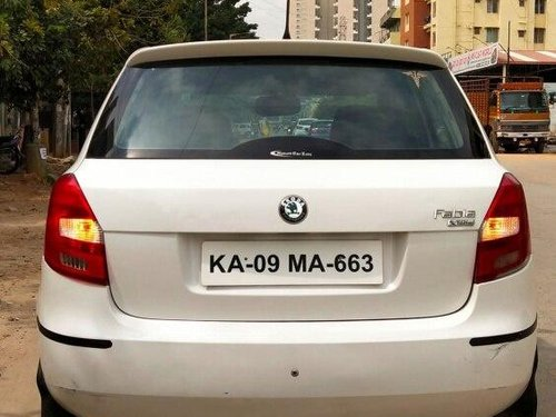 2011 Skoda Fabia 1.2 TDI Ambition Plus MT in Bangalore-8