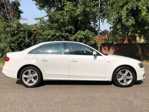 2014 Audi A4 35 TDI Technology Edition AT in Chandigarh