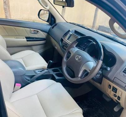 Used 2012 Toyota Fortuner 4x2 4 Speed AT in Chandigarh