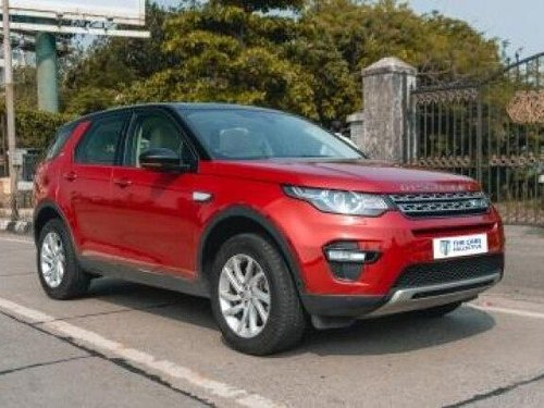 2019 Land Rover Discovery Sport TD4 HSE 7S AT in Mumbai