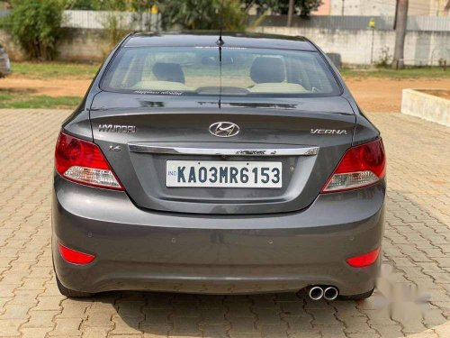 Used 2013 Hyundai Fluidic Verna MT for sale in Nagar