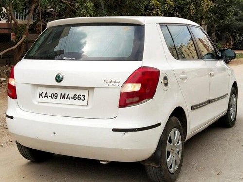 2011 Skoda Fabia 1.2 TDI Ambition Plus MT in Bangalore-5