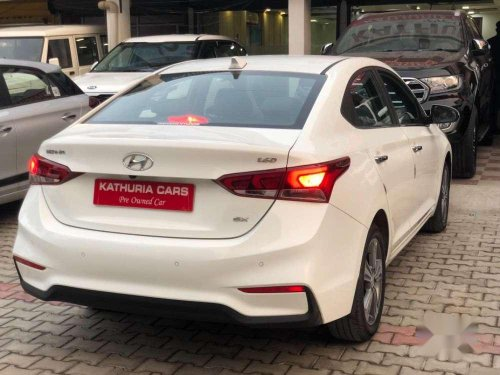 Hyundai Verna CRDi 1.6 SX Option, 2019, Diesel MT in Patiala