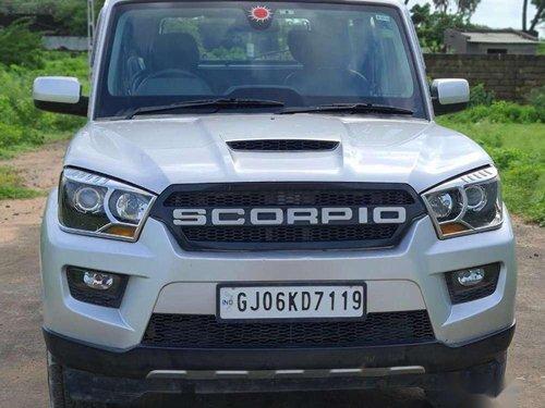 2016 Mahindra Scorpio MT for sale in Veraval
