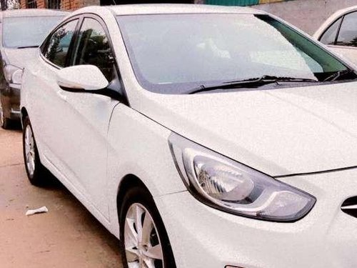 Used 2012 Hyundai Fluidic Verna MT for sale in Ludhiana
