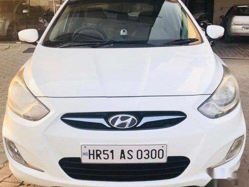 2012 Hyundai Verna 1.6 CRDi SX MT for sale in Chandigarh