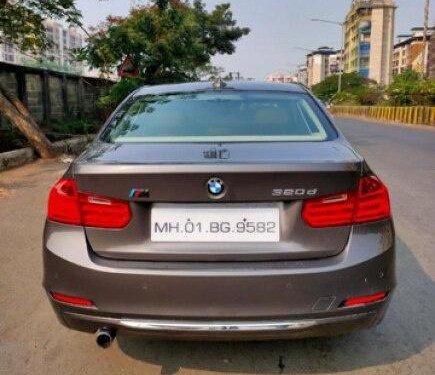 2013 BMW 3 Series 320d Luxury Line AT in Mumbai