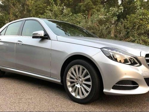 Used 2014 Mercedes Benz E Class AT in Chandigarh
