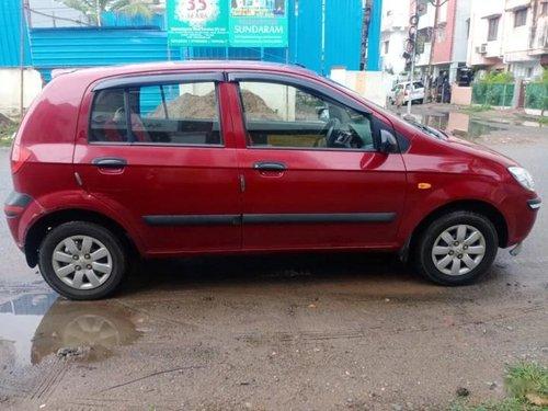 Hyundai Getz 1.3 GLS 2009 MT for sale in Chennai